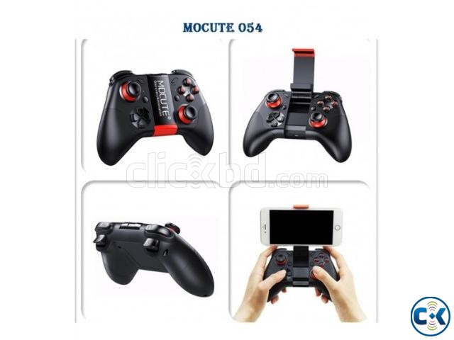 MOCUTE - 054 Bluetooth Gamepad Controller | ClickBD large image 1