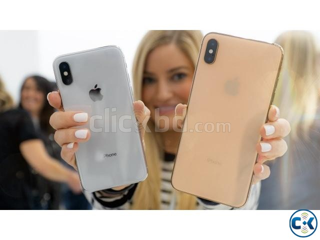 Apple iphone XS Max Dual Sim 256GB Sealed Pack 3 Yr Wrrnty | ClickBD large image 4