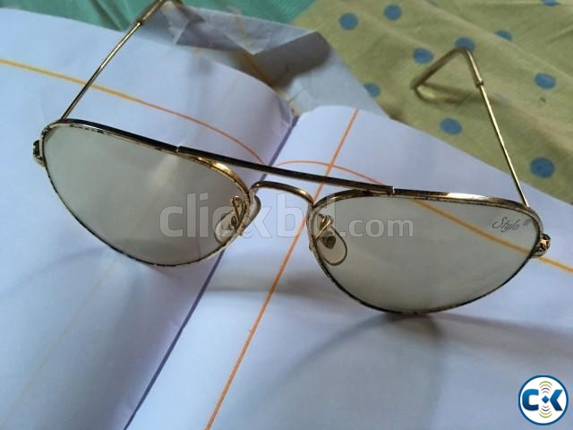 Stylo Vintage Sunglass Automatic Colour Change | ClickBD large image 2
