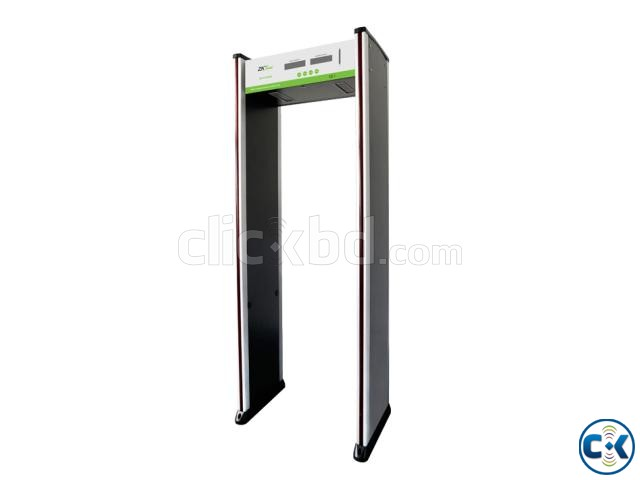 6-Zone Archway Metal Detector Gate Bangladesh | ClickBD large image 0