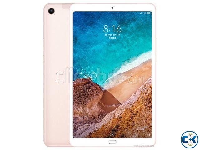 Xiaomi Mi pad 4 Plus 64GB LTE Sealed Pack 3 Year Wanty | ClickBD large image 1
