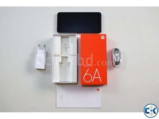 Brand New Xiaomi Redmi 6A 16GB Sealed Pack With 3 Yr Warrnty | ClickBD large image 2