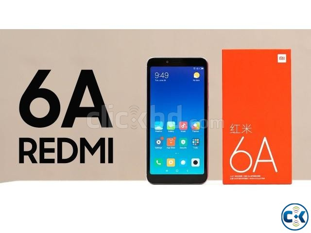 Brand New Xiaomi Redmi 6A 16GB Sealed Pack With 3 Yr Warrnty | ClickBD large image 4