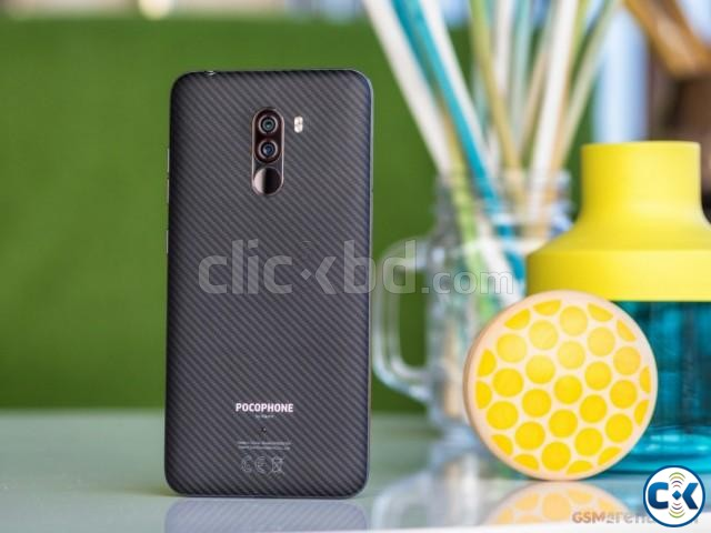 Brand New Xiaomi Pocophone F1 64GB Sealed Pack 3 Year Wanty | ClickBD large image 0