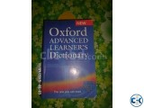 Oxford Advanced Learner s Dictionary Seventh Edition with CD