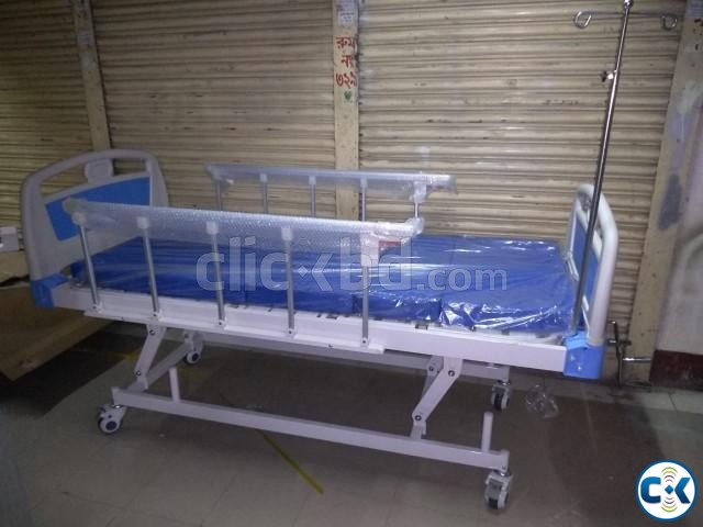 Hospital Bed Two Three Functions from CHINA | ClickBD large image 0