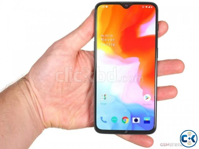 Brand New OnePlus 6T 8 128GB Sealed Pack With 3 Yr Warranty | ClickBD large image 1