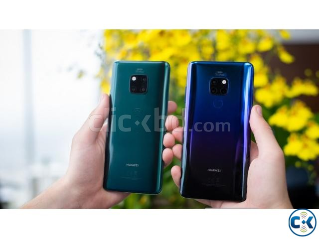 Brand New Huawei Mate 20 Pro 128GB Sealed Pack 3 Yr Warranty | ClickBD large image 2