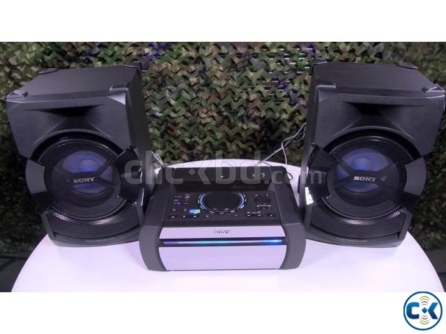 Sony Shake EX10 High power home Audio system with DJ Effect | ClickBD large image 0