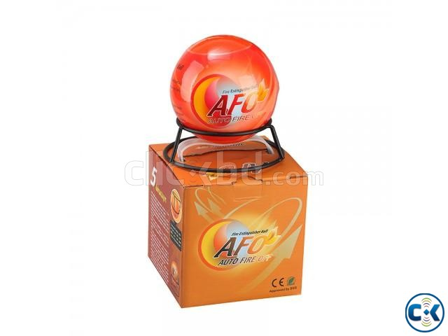 Hanging Automatic Fire Extinguisher Ball | ClickBD large image 0