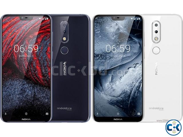 Brand New NOKIA X6 6 64GB Sealed Pack 3 Yr Warranty | ClickBD large image 1