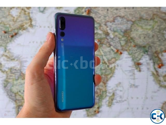 New Condition Huawei P20 Pro 128GB Sealed Pack 3 Yr Warranty | ClickBD large image 3