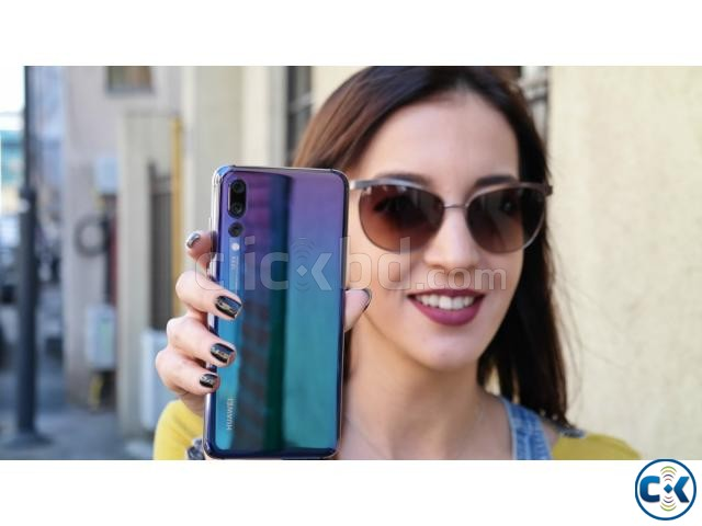 New Condition Huawei P20 Pro 128GB Sealed Pack 3 Yr Warranty | ClickBD large image 4