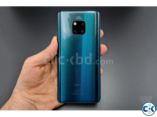 New Condition Huawei Mate 20 Pro 128GB Sealed Pack | ClickBD large image 0