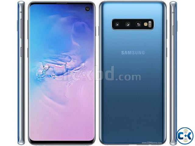 Brand New Condition Samsung S10 128GB Sealed Pack 3Warranty | ClickBD large image 1