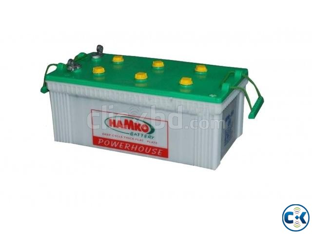 IPS Battery Hamko HPD-100 17Plate | ClickBD large image 0