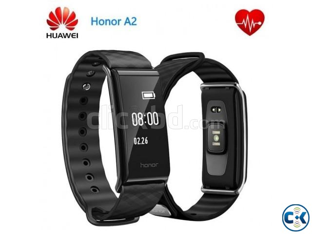 Huawei Honor A2 Fitness Tracker in BD | ClickBD large image 0