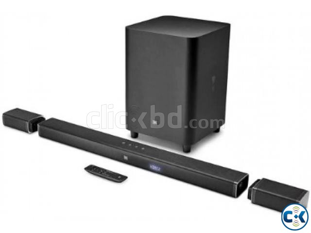 JBL Bar 5.1 Soundbar Wireless Speakers Best Price in BD | ClickBD large image 0