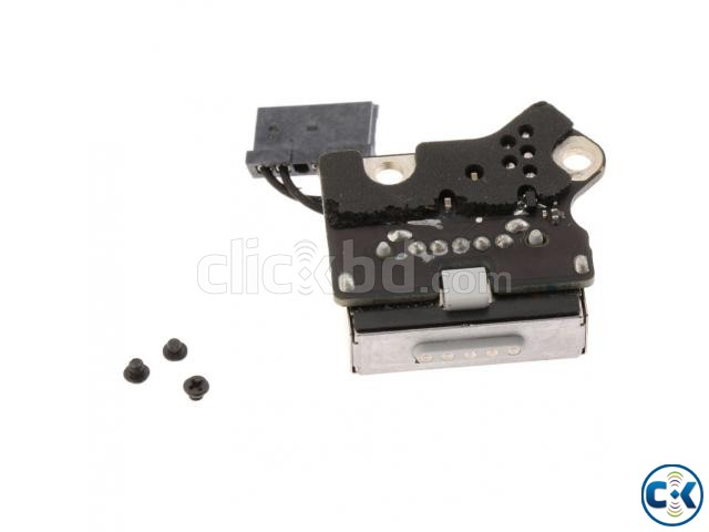 Macbook Pro Retina A1398 15 Power Jack Board Connector | ClickBD large image 0