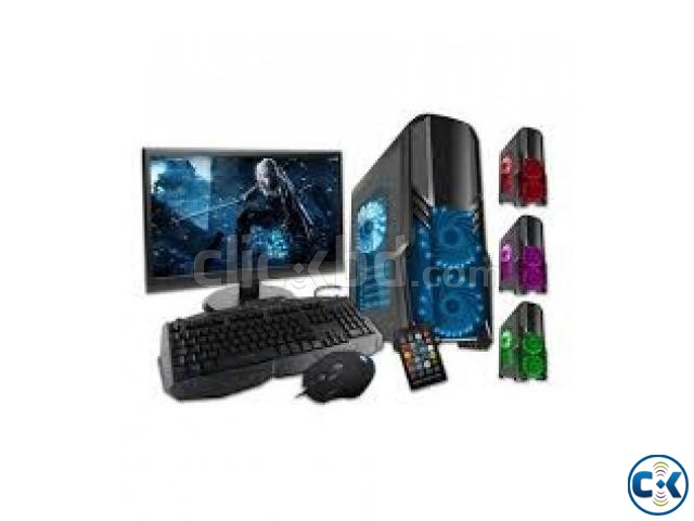 Hdd250GB-Ram2GB CORE2DUO 17 LED Monitor | ClickBD large image 0
