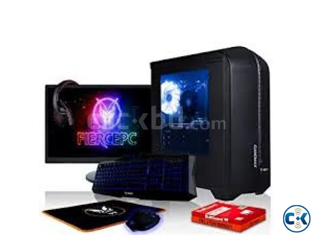 Hdd 1000 GB-Ram2GB CORE2DUO 17 LED Monitor | ClickBD large image 0