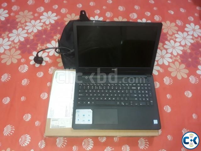 Dell i3 7th Gne laptop with warranty 12mnt IDB Ryans | ClickBD large image 0