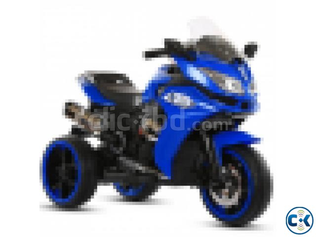 Baby charging big motorbike 2-8 years | ClickBD large image 0