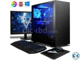 80GB 4GB 20 LED MONITOR.PC.