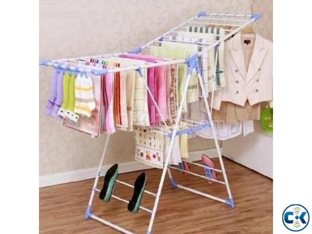 Cloth Dryer Rack | ClickBD large image 0