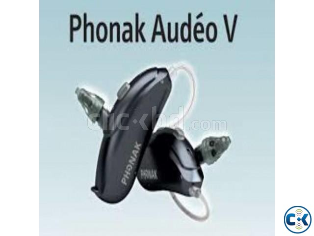 Phonak Audo V 50 RIC Hearing Aid BY REHAB HEARING Center | ClickBD large image 0