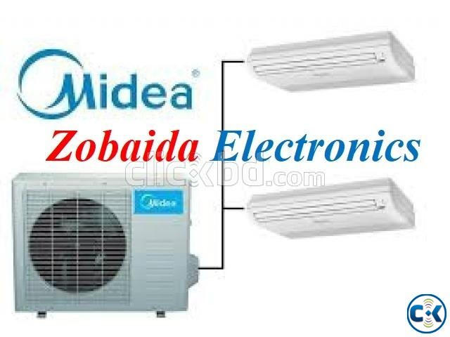 Midea 4.0 Ton AC 48000 BTU Ceiling Air Conditioner | ClickBD large image 0
