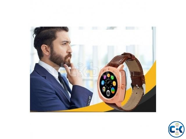 S6 Smart Mobile Watch | ClickBD large image 1
