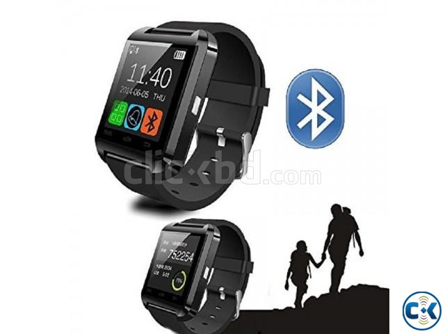 U8 Bluetooth Smart Watch for Android OS and IOS | ClickBD large image 0