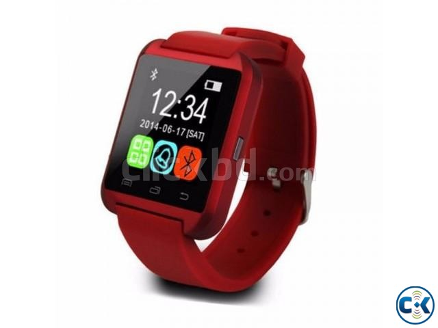 U8 Bluetooth Smart Watch for Android OS and IOS | ClickBD large image 1