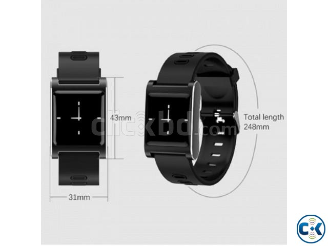 Volemer K88 Plus Smart Watch | ClickBD large image 1