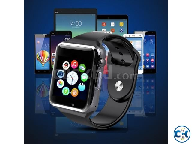 W8 Smart Mobile Watch Single Sim And Gear connect | ClickBD large image 1