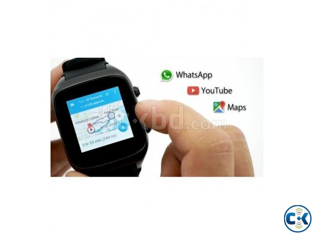 X02 Android Smart Mobile Watch | ClickBD large image 2