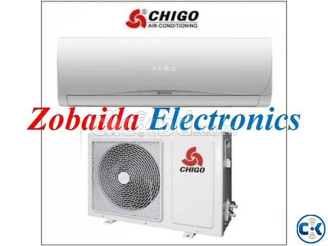 CHIGO 2.5 Ton Split Type AC Energy Savings Air Conditioner | ClickBD large image 0