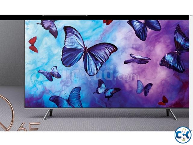 Samsung Q6F 55 4K Ultra HD Wi-Fi QLED Smart TV | ClickBD large image 0