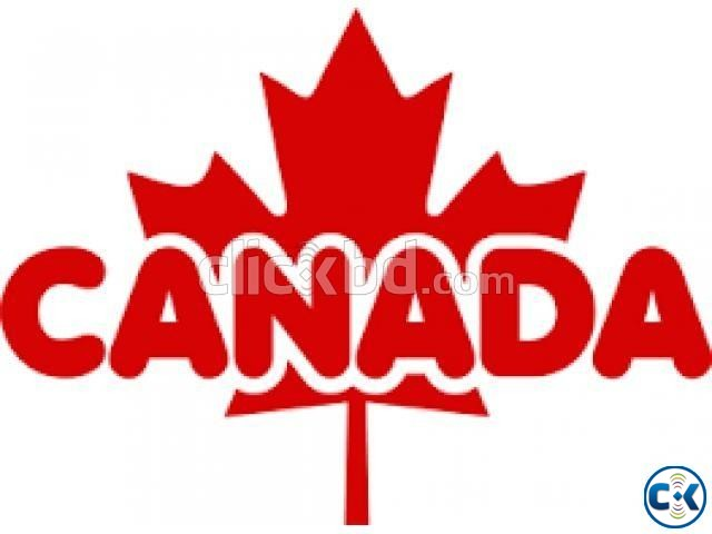 CANADA WORK PERMIT VISA | ClickBD large image 0