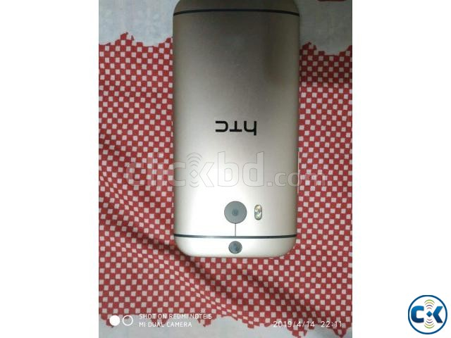 HTC one m8 16gb gold | ClickBD large image 0