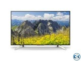 SONY BRAVIA 49 X7500F 4K ANDROID TV 01730482941