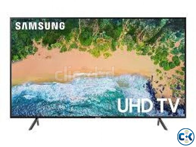 Samsung 43 Inch NU7100 UHD 4K Smart LED Original TV | ClickBD large image 0