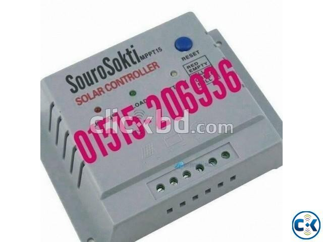 MPPT solar charge controller | ClickBD large image 0