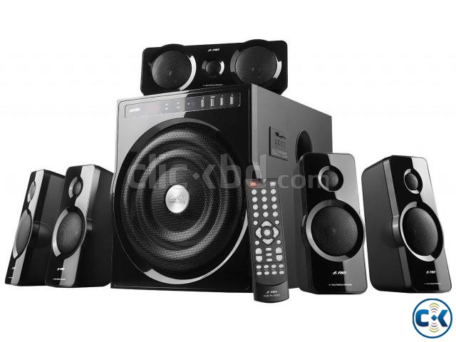 F D F6000X 5.1 135W RMS Bluetooth Home Theater | ClickBD large image 0