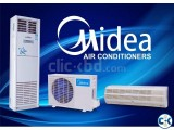 Midea 1.5 Ton Split Type Inverter Air Conditioner
