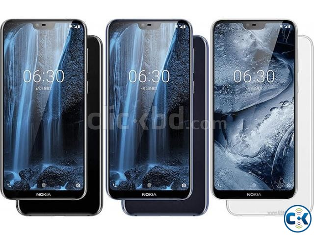 Brand New NOKIA 6.1 Plus 4 64GB Sealed Pack 3 Yr Warranty | ClickBD large image 2