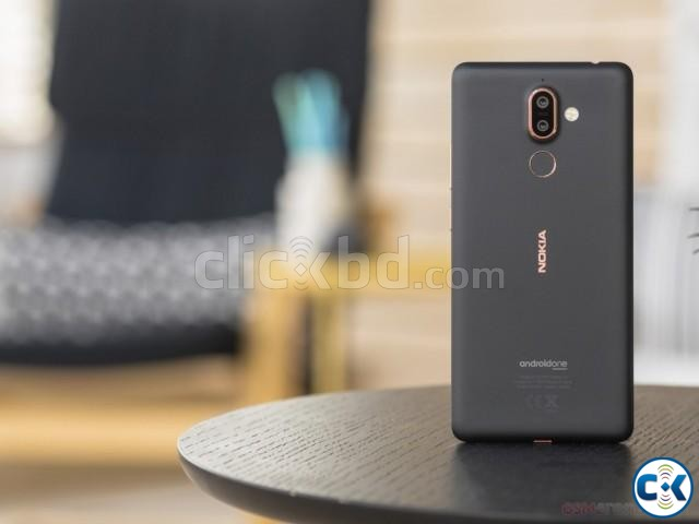 Brand New NOKIA 7 Plus 4 64GB Sealed Pack 3 Yr Warranty | ClickBD large image 2