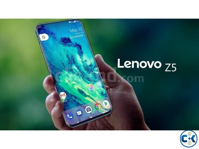 Brand New Lenovo Z5 6 64GB Sealed Pack 3 Yr Wrrnty | ClickBD large image 3