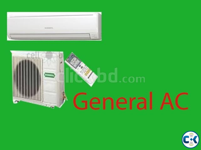 New Stocked General AC 1 TON Thailand 01733354843 | ClickBD large image 0